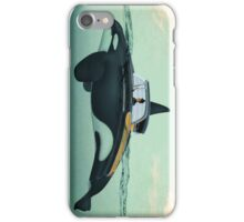 The Turnpike Cruiser of the sea iPhone Case/Skin