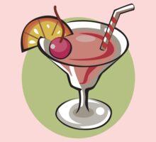Strawberry drink by Honeyboy Martin