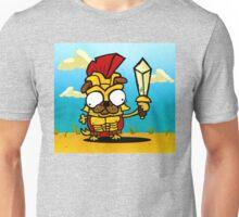Spartan Pug Unisex T-Shirt