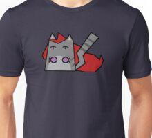 Mermaid Cat Unisex T-Shirt