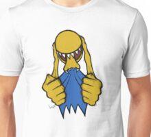 Alien Pac Man Unisex T-Shirt