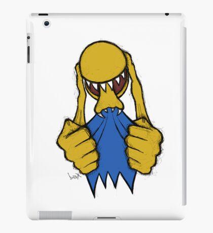 Alien Pac Man iPad Case/Skin