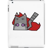 Mermaid Cat iPad Case/Skin