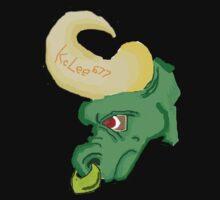 Channel Logo Insert Bull by KcLee677