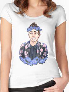 Flower Joseph Women's Fitted Scoop T-Shirt
