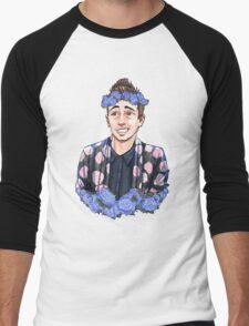 Flower Joseph Men's Baseball ¾ T-Shirt