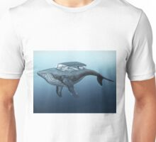 Mercury cruiser of the sea Unisex T-Shirt