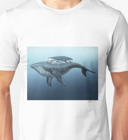 Mercury cruiser of the sea Unisex T-Shirt