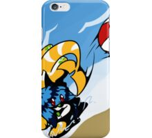 Beach fun iPhone Case/Skin