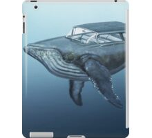 Mercury cruiser of the sea iPad Case/Skin