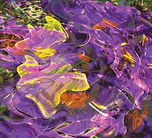 Rhythm's of Spring Digital Image 2 by Kenneth Grzesik