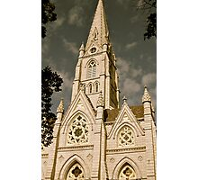 St. Mary's Cathedral Basilica Photographic Print