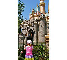 Princess Dreams Photographic Print