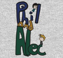 Phil and Alec by philandalec