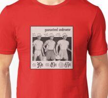 Guaranteed Underwear (Nice Package) Unisex T-Shirt