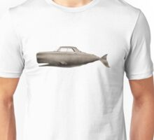 the Buick of the sea - sepia Unisex T-Shirt