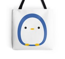 Roly Poly Penguin Tote Bag