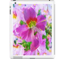 Flower or Butterfly iPad Case/Skin