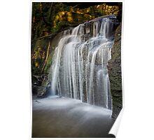 Strickland Falls, South Hobart, Tasmania #6 Poster