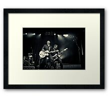 The Wolfe Brothers Framed Print