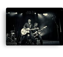 The Wolfe Brothers Canvas Print
