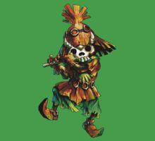 Skull Kid w/ Skull Mask, Ocarina of Time art. by Hunter-Blaze