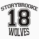 Storybrooke Wolves by merched