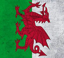 Wales by RetroPops