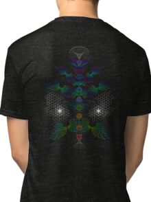 aWEARness Clothing (Without coloured aura) Tri-blend T-Shirt