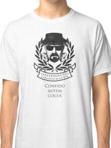 Heisenberg university crest Classic T-Shirt