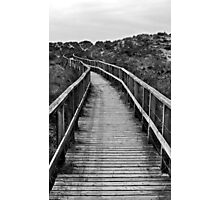 The Boardwalk Photographic Print