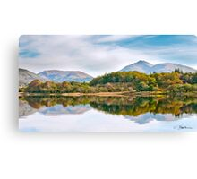 Scenic Scotland Canvas Print