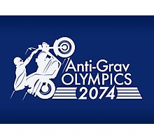 Anti-Grav Olympics Photographic Print
