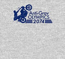 Anti-Grav Olympics Womens Fitted T-Shirt