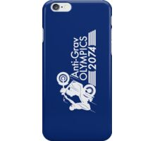 Anti-Grav Olympics iPhone Case/Skin