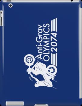 Anti-Grav Olympics by DoodleDojo