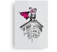 Super koala Metal Print