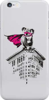 Super koala by Budi Satria Kwan