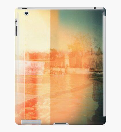 El Retiro Park (Madrid) iPad Case/Skin