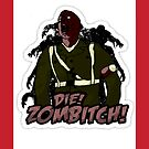 Call Of Duty Black Ops 2 Zombie by dirtyeyeballz