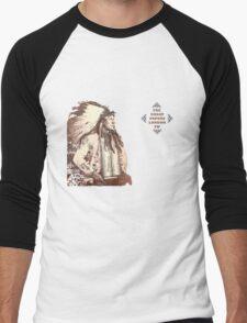Korteef Forest Men's Baseball ¾ T-Shirt