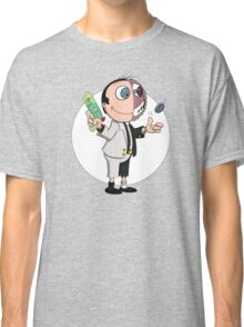Two Face is Undecided Classic T-Shirt