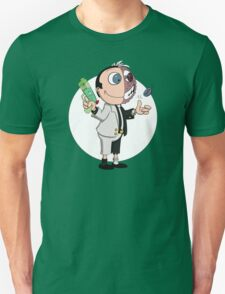 Two Face is Undecided Unisex T-Shirt