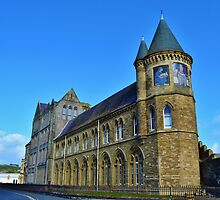 Old College by PhotosofWales