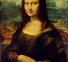 Mona Lisa by famouspaintings