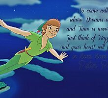 Peter Pan by EsthersDesigns