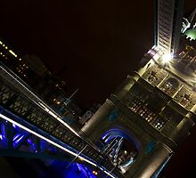 Tower Bridge by DavidHornchurch