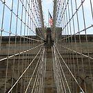 The Brooklyn Bridge by Kezzarama