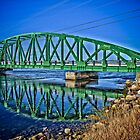 Bridge on the Clyde (NS) by Cal Kimola Brown