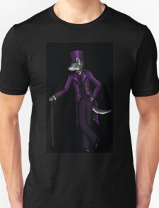 Wolf in top hat T-Shirt